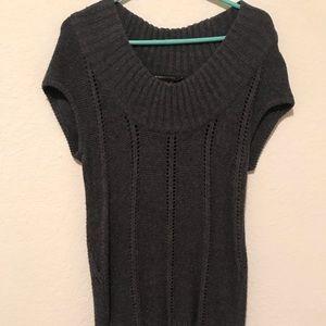 Bcbg knit tunic.